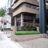 Photo taken at Asoke Towers by Song G. on 11/10/2012