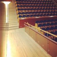 Photo taken at Palacio de Congresos Kursaal by Brj on 2/21/2013