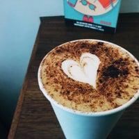 Photo taken at Carter Lane Coffee House by Brj on 5/12/2016