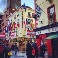 Photo taken at Temple Bar Square by Brj on 3/28/2013