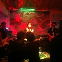 Photo taken at Macondo Cafè by Jennifer P. on 1/10/2013