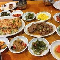 Photo taken at Sam Won BBQ House by Janella T. on 5/10/2013