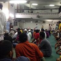 Photo taken at Masjid Angullia (Mosque) by Amjad A. on 7/15/2015