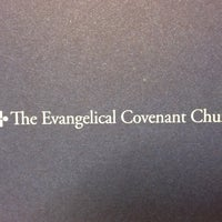 Photo taken at Evangelical Covenant Church by Kevin K. on 4/9/2013