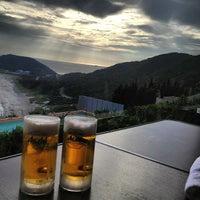 Photo taken at Irako View Hotel by kaname k. on 7/16/2013