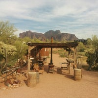Photo taken at Superstition Mountain Museum by Nick B. on 4/4/2015