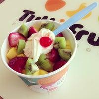 Photo taken at Tutti Frutti by Lear C. on 6/5/2013