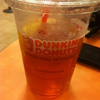 Photo taken at Dunkin' Donuts by Alessia M. on 6/1/2013