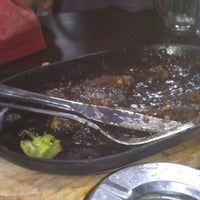 Photo taken at Juvita Seafood Restaurant by Nur A. on 2/3/2013