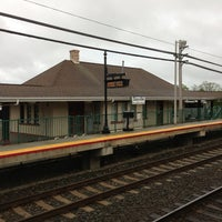 Photo taken at LIRR - Sayville Station by Neil F. on 5/24/2013