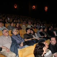 Photo taken at Cinema Devoto by Cines Argentinos on 10/11/2012