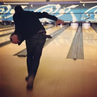 Photo taken at Presidio Bowling Center by Miguelito Z. on 1/28/2013
