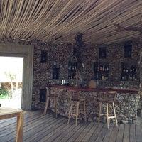 Photo taken at Mwiba River Lodge by Christina C. on 6/14/2014