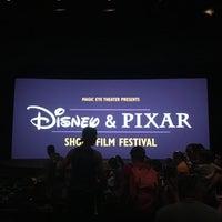 Photo taken at Disney & Pixar Short Film Festival (Magic Eye Theater) by Aim N. on 8/1/2017