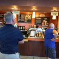 Photo taken at Gloria Jean's Coffees by David F. on 8/25/2016