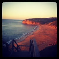 Photo taken at Bells Beach by leigh M. on 1/3/2013