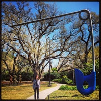 Photo taken at The Sydney and Walda Besthoff Sculpture Garden by ✨Song✨ on 3/20/2013