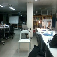 Photo taken at BY - Interactive Brands Agency by Joana A. on 11/1/2012
