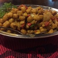Photo taken at Himalaya Nepalese & Indian Restaurant by Rafael R. on 10/22/2016