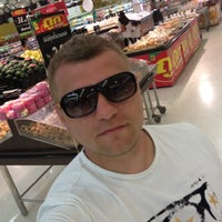 Photo taken at Big C by Макс П. on 11/25/2012