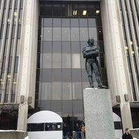 Photo taken at Macomb County Circuit Court by Brian J. P. on 4/1/2013