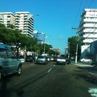 Photo taken at Avenida Álvaro Botelho Maia by Fabio henrique A. on 12/21/2012