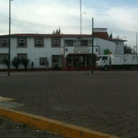Photo taken at Delegacion Zona Oriente by Alberto V. on 1/20/2013
