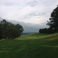 Photo taken at Burnet Park Golf Course by Marie D. on 8/7/2013