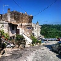 Photo taken at Calcata by Rita N. on 6/30/2013