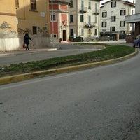 Photo taken at Tempietto di Sant'Emidio Rosso by Maurizio D. on 2/6/2013
