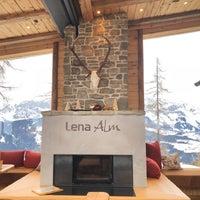 Photo taken at lena alm terras by Reinhard R. on 1/28/2018