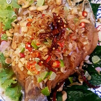 Photo taken at เข้ากรุง~ KAO KRUNG -- กาญจนภิเษก by Pupae B. on 8/16/2017
