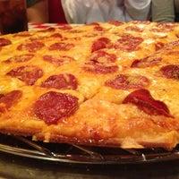 Photo taken at Aurelio's Pizza - Joliet by Megan M. on 10/20/2012