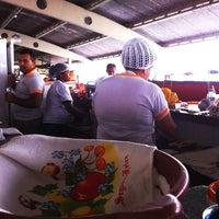 Photo taken at Barraca Da Dina by Mikaella F. on 10/20/2012
