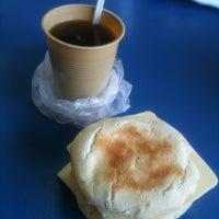 Photo taken at Cafetería UPV Huérfanos by Constanza D. on 10/3/2012