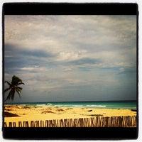 Photo taken at Punta Cana by Fabiola M. on 10/27/2012