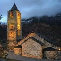 Photo taken at Vall de Boí by JORDI C. on 2/16/2016