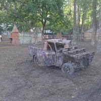 Das Foto wurde bei Пейнтбол «Гепард» von Vitaliy B. am 5/9/2013 aufgenommen