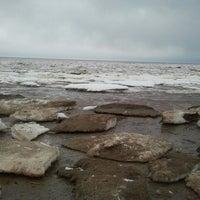 Foto tomada en Ягринский пляж por Julia K. el 5/4/2013
