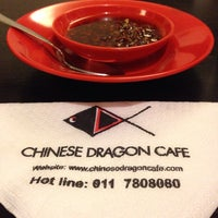 Photo taken at Chinese Dragon Cafe by Danuka W. on 6/25/2014