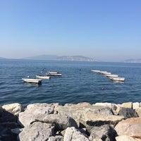 Photo taken at Atalar Sahil Koşu Parkuru by Serife S. on 4/14/2014