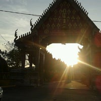 Photo taken at Wat Rajaphojong Thai Buddhist Temple by Catherine O. on 3/8/2013
