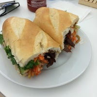 Photo taken at Luu's Baguette by Eric H. on 7/22/2014