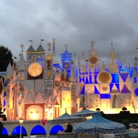 Photo taken at It's a Small World by Happy H. on 4/16/2013