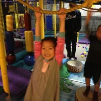 Photo taken at Daly City Party Playhouse by Happy H. on 4/4/2013