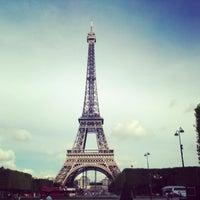 Photo prise au Paris par İlknur C. le8/6/2013
