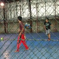 Photo taken at Diamond Futsal by Kusuma P. on 6/6/2013