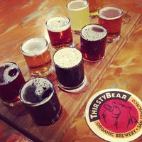 Photo taken at ThirstyBear Brewing Company by Joe B. on 7/6/2013
