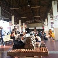 Photo taken at Lampang Bus Terminal by Benjamin B. on 12/3/2012