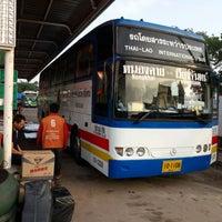 Photo taken at Vientiane Main Bus Station by Midnightpapa K. on 10/2/2016